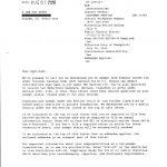 lee dog story determination letter